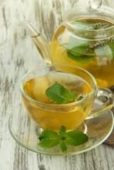 S-pepermint tea