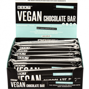 Vegan Chocolate Bar Coconut Chip 45g