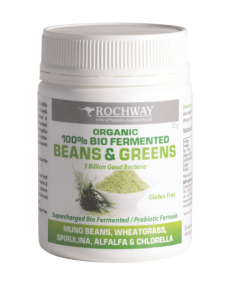 Rochway Organic BioFermented Beans and Greens Probiotic 90g