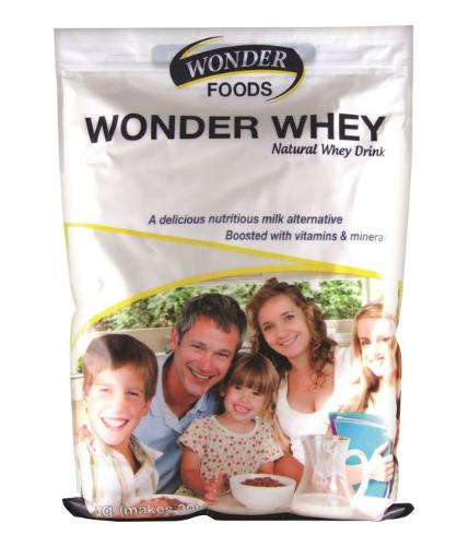 Wonder Foods Natural Whey Drink