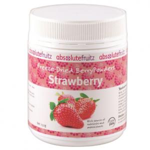 AbsoluteFruitz Freeze Dried Strawberry Powder 150g