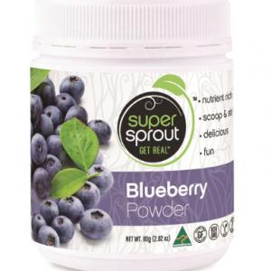 Super Sprout Blueberry Powder 80g