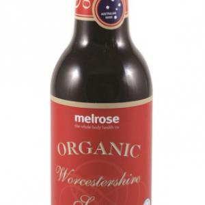 Melrose Organic Worcestershire Sauce 250ml