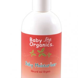 Baby Organics Baby Moisturiser 250ml