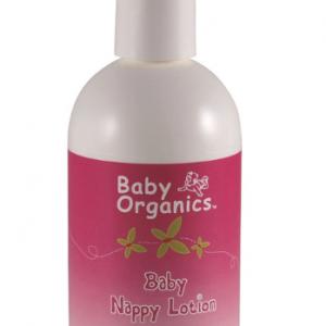 Baby Organics Baby Nappy Lotion 250ml