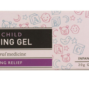 Brauer Baby and Child Teething Gel For Teething Relief 20g