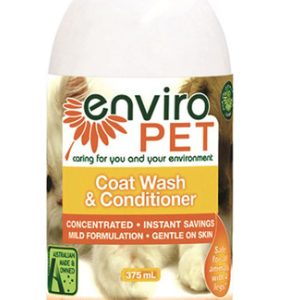 Enviropet Pet Coat Wash and Conditioner 375ml